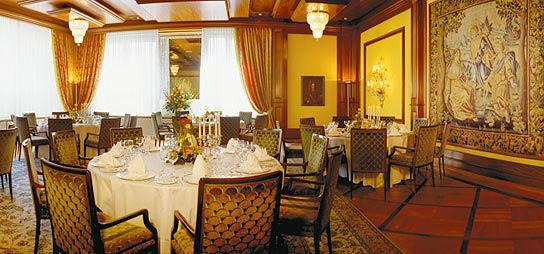 Beispiel: Salon Innsbruck, Foto: Colombi Hotel.