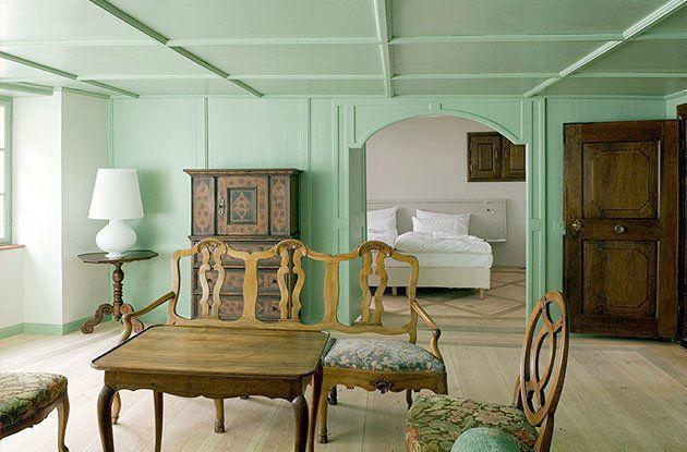 Beispiel: Suite, Foto: Gasthof Hirschen.