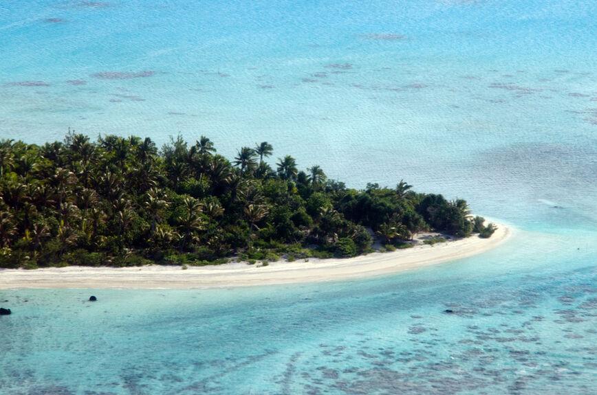 Isole Cook  - Aitutaki -