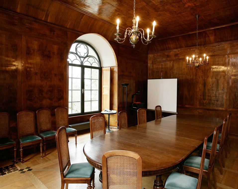 Beispiel: Impressionen aus dem Schloss, Foto: Schloss Münchenwiler.