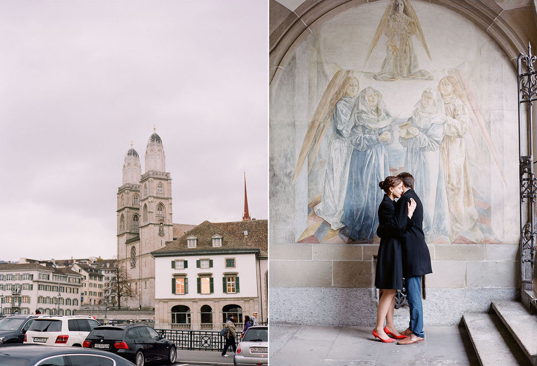 Oksana Bernold Hochzeitsfotografin  Zürich