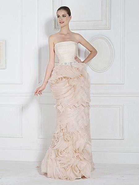 Beispiel: Hochzeitskleider für jeden Geschmack, Foto: Liluca St. Gallen.