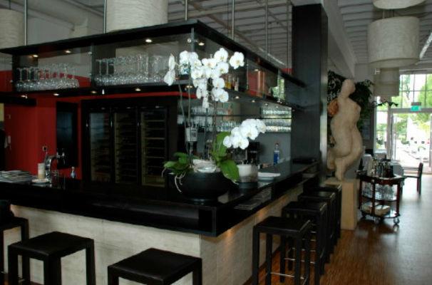 Beispiel: Bar, Foto: Magnolia - Restaurant im Glaspalast.