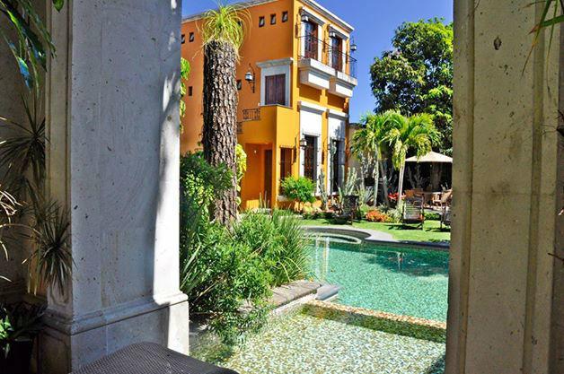 Hotel Los Abolengos en Tequila, Jalisco