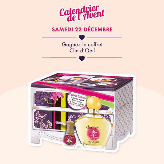 Bourjois productos para belleza en Francia.