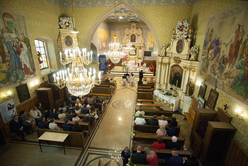Nasze Kościoły są piękne a ceremonie podniosłe.