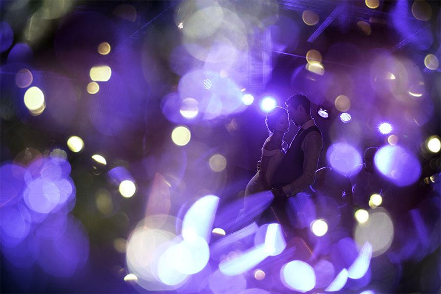 El baile mágico.
