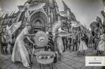WHWeddings worldwide wedding photography by Werner Harrer
