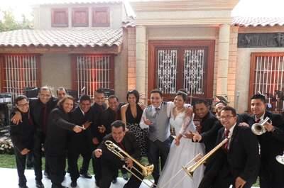 Orquesta ETIQUETA NEGRA