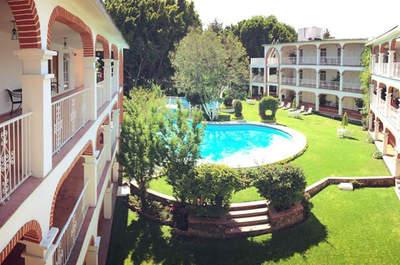 Hotel Plaza Venecia