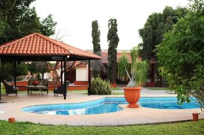 Hacienda Los Sacramentos