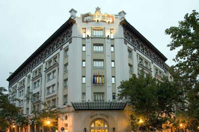 NH Gran Hotel Zaragoza