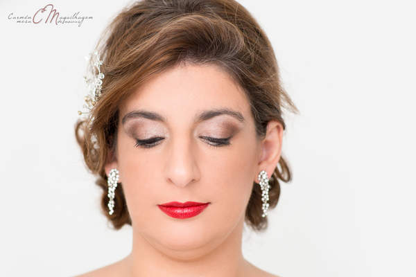 Carmén Mesa | Maquilhagem de Noivas