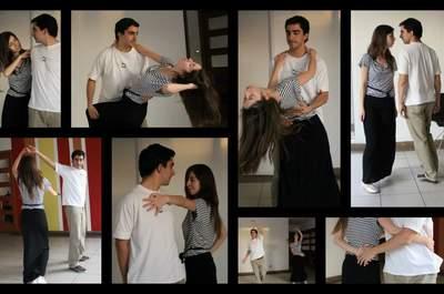 Día Perfecto-Clases de baile para novios