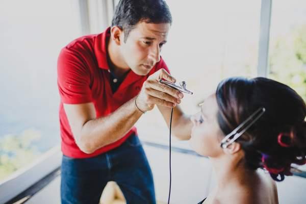 Fabian Oropeza Make up Artist Bridal Hair