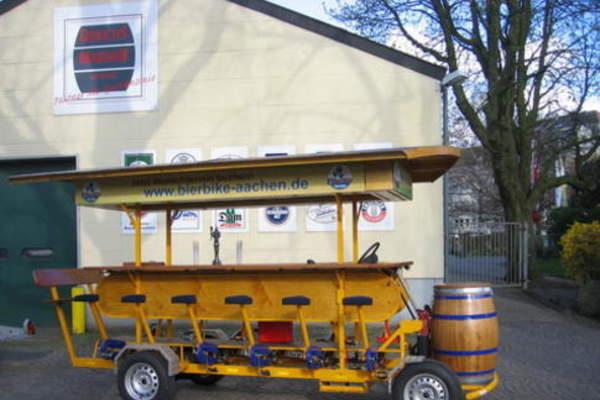 BierBike Aachen