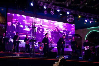 Agrupación Musical Europa de Levy Rodriguez