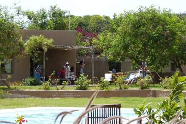 Salón Principal - Hotel De Sol y Barro