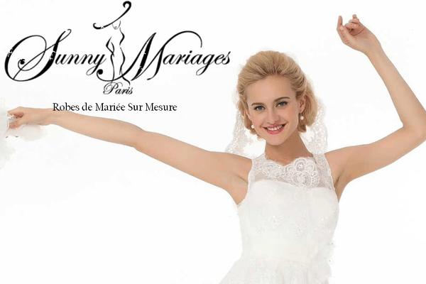Sunny Mariage  -  robe de mariée
