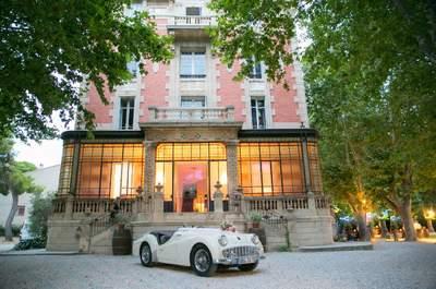 chteau la beaumetane - Chateau De Wendel Hayange Mariage