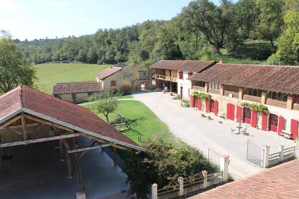 La Métairie du Château