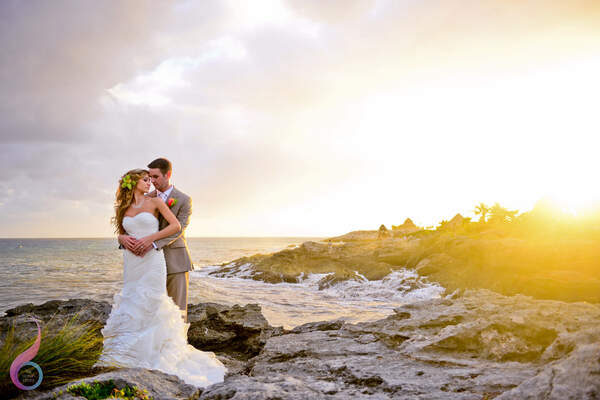 The Ocean Photo Weddings