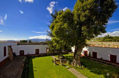 Hacienda Santa María Xalostoc