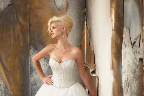 Suknie ślubne Mori Lee