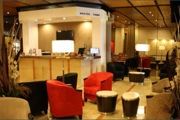 Hotel Catedral - México DF