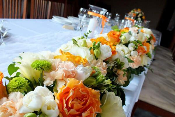 Magia Dekoracji - Aranżacje ślubne i okolicznościowe