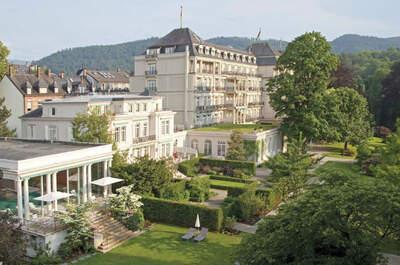 Brenner's Park Hotel & Spa