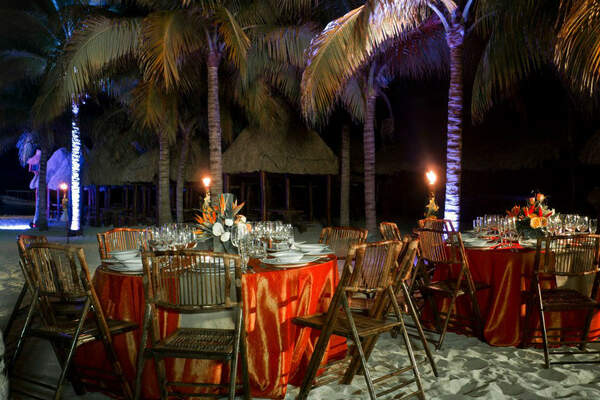 Banquetes y Eventos - Kosher Cancún