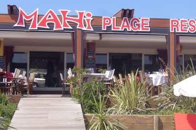 Mahi Plage Restaurant