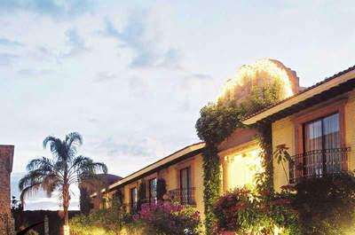 Gran Hotel Hacienda La Noria