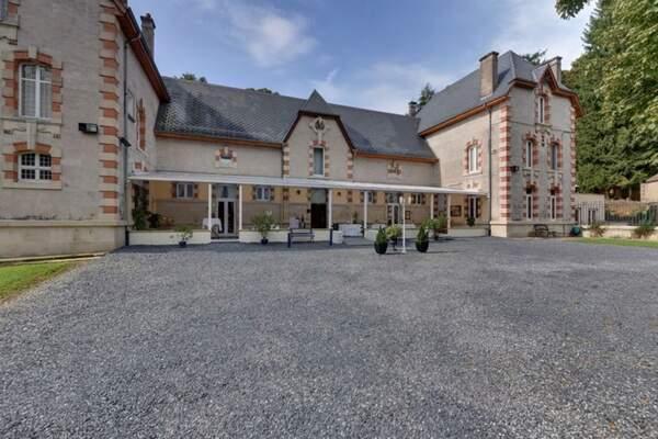 Château de Parivaux