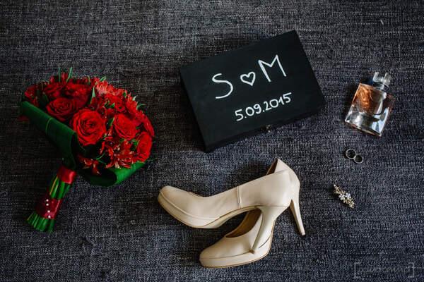 La Marka - buty ślubne