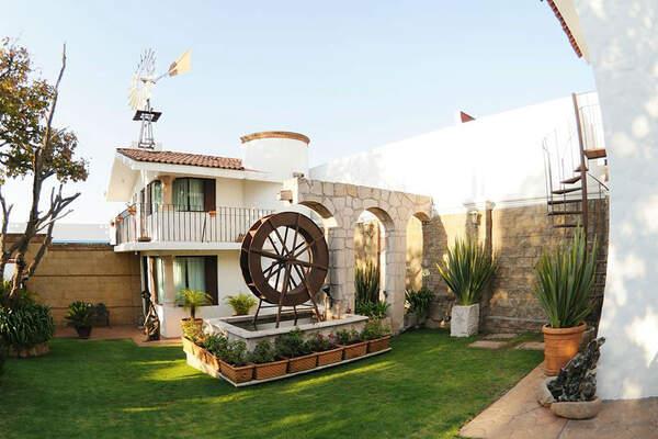 El Molino Jardín Morelia