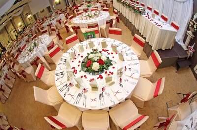 Sala weselna Holiday Inn Warszawa Józefów