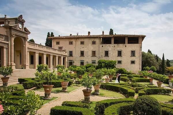 Villa Caruso - Bellosguardo