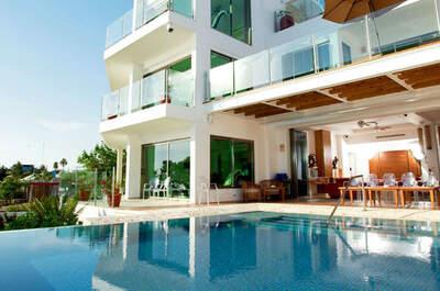 Dream Luxury Beachfront Villa