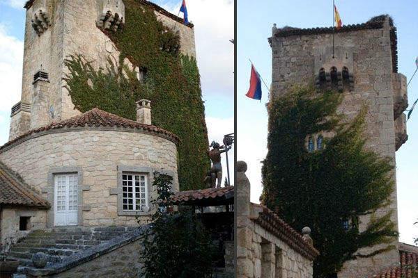 Castillo de Sanguino