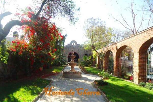 Hacienda Charra - León