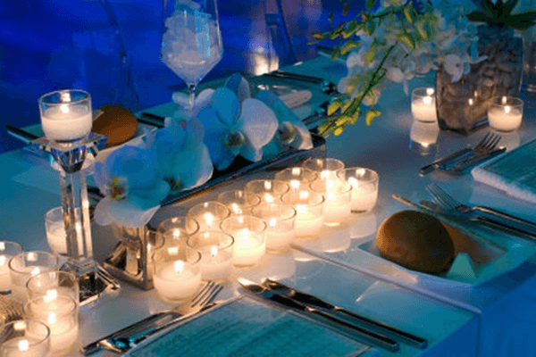Silvia Diaz Wedding and Event Art Haus