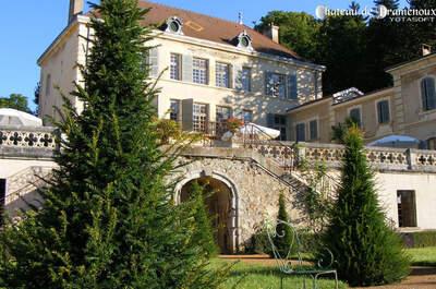 Chateau de Pramenoux