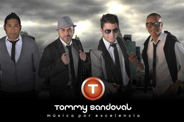 Tommy Sandoval
