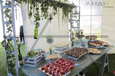 Maraki Wedding & Event - Valle de Bavo
