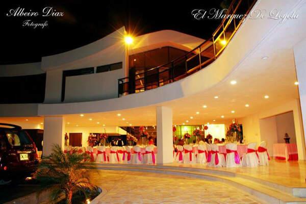 El Marquez de Loyola - Casa de Eventos