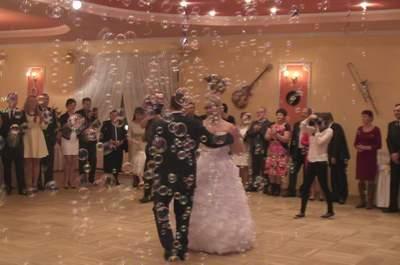Atrakcje na ślub - SHOWTEK