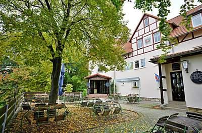 Waldgasthaus & Hotel Stiefelburg