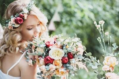 Цветы и свадебный декор